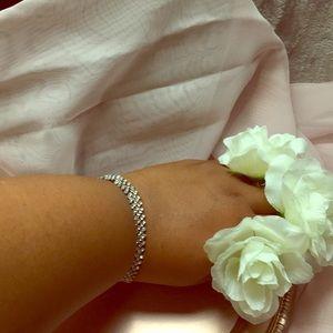 Cz Diamond Bracelet